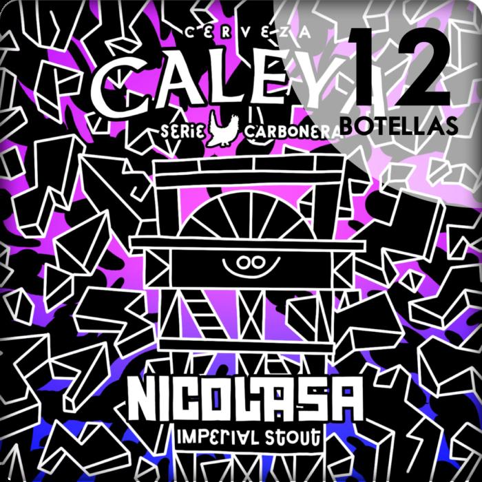 Caja de 12 botellas de Nicolasa